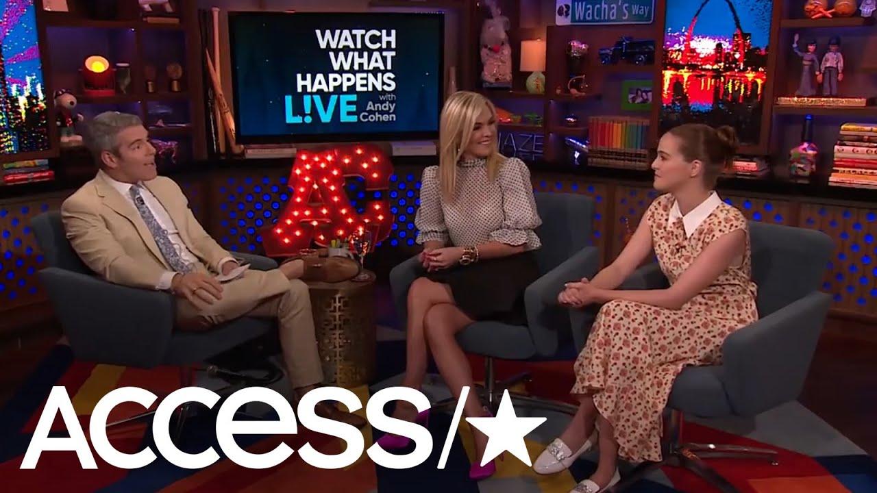Zoey Deutch Disses James Franco S Movie Kissing Style Access