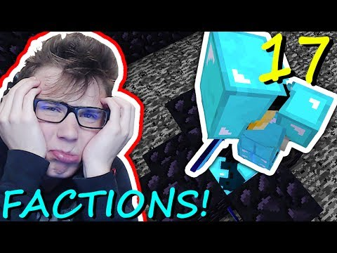 i GOT TRAPPED!! CAN i MAKE iT OUT ALiVE?! (Minecraft District Factions) Ep. 17