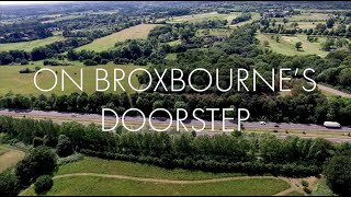 On Broxbourne's Doorstep