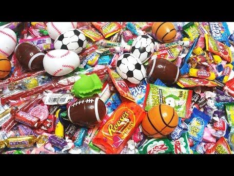 Johny Johny Yes Papa eating A Lot of Candy ?!