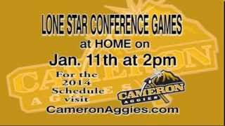 Cameron Basketball 2014 Lone Star Conference Promotional Video