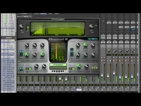 McDSP Track Talk with Jun Murakawa-Channel G