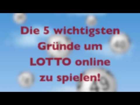 Lotto Spielen Im Internet