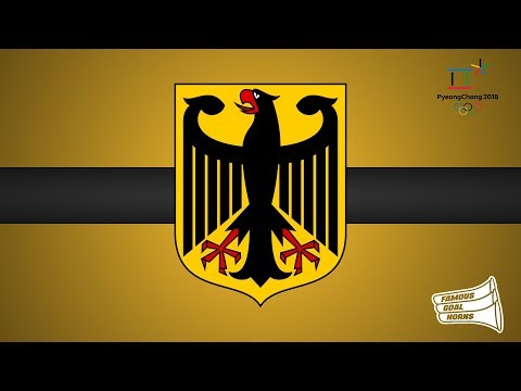 Team Germany 2018 Winter Olympics Goal Horn