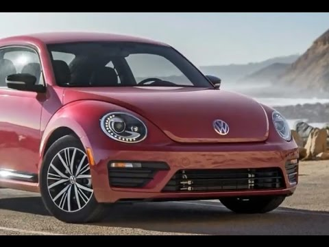 HOT NEWS Volkswagen Pink Beetle 2017