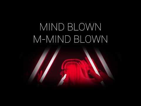 Mind Blown (LYRICS) - Noelia