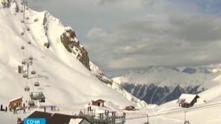 видео В декабре в горах Абхазии откроется первый зимний туристический сезон