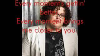 Chris Sligh - In A Moment With Lyrics