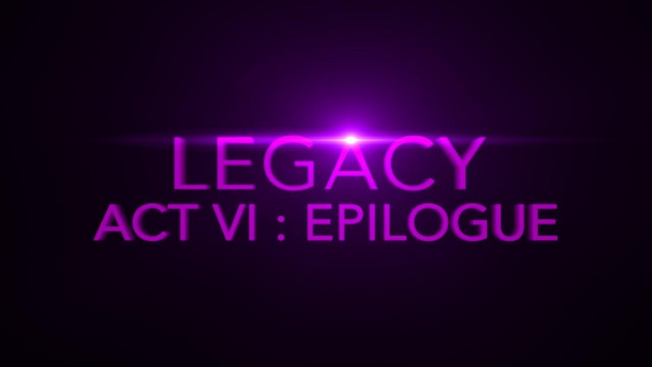 Legacy: Epilogue -Act 6/12- (Halo Machinima Series) UNFINISHED