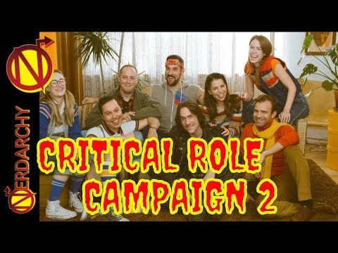 (Spoilers) Critical Role Campaign 2 Session 8 Review and Recap (Spoilers)