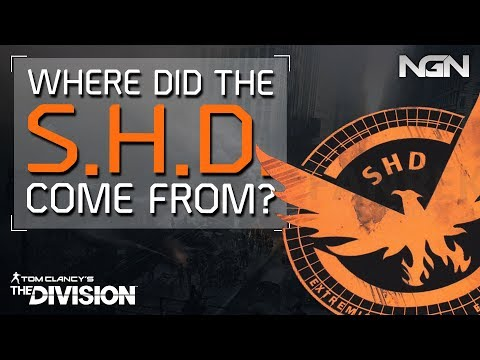 Where did the SHD come from? || Lore / Story || The Division