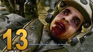 Advanced Warfare Walkthrough - Mission 13 - THROTTLE (Call of Duty Campaign Let