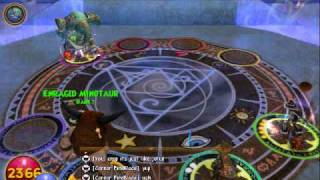 Wizard 101 - The New Onis Part 1!!! (Enchanted version)