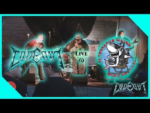 Codeout - Live - Alternative Waves 2019
