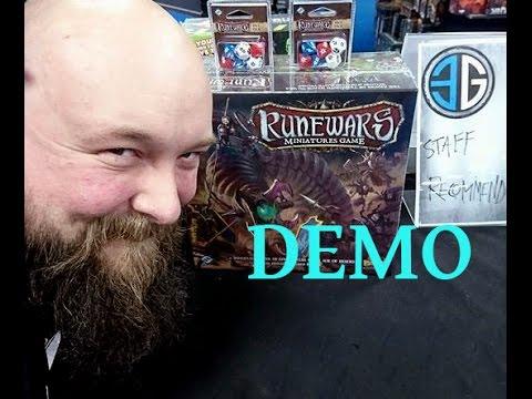 RuneWars - Miniatures Game - Core Set