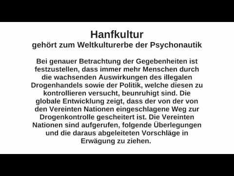 Cannabis ist Weltkultur - Hans Cousto - CannaTrade 2010 - www.PSI-TV.de - Teil 4 von 5