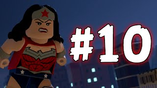 LEGO BATMAN 3 - BEYOND GOTHAM - PART 10 - BIG TROUBLE IN LITTLE GOTHAM ! (HD)