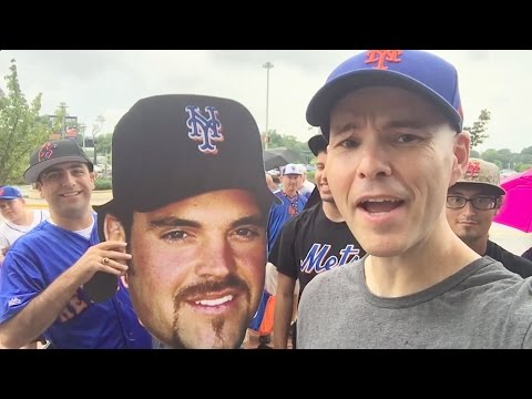Mike Piazza Day at Citi Field