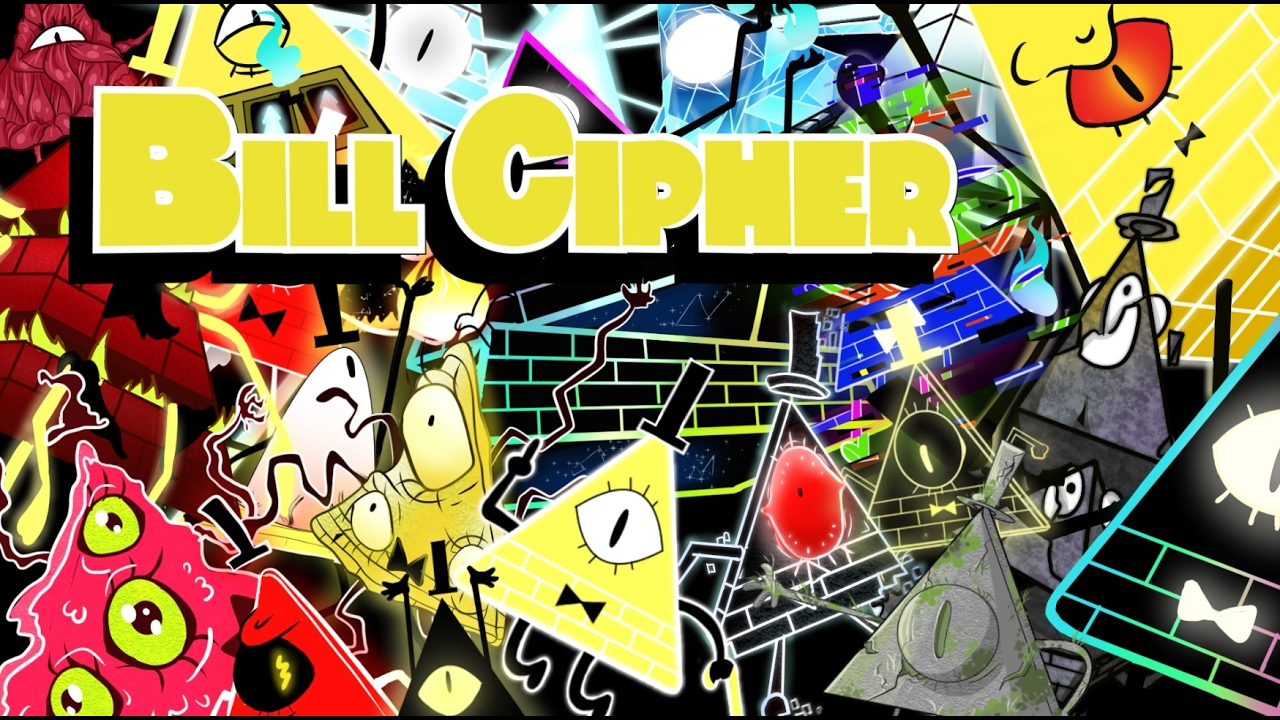 Wallpaper Gravity Falls Hd Bill Cipher All Forms 【speedpaint】 Gravity Falls Paint