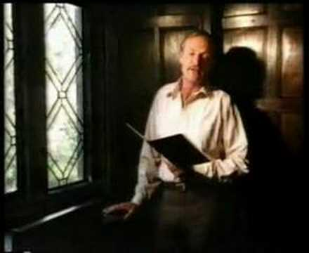 """The Sun Rising"" by John Donne. Performed by Julian Glover."