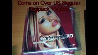 Come on Over Christina Aguilera Collection cd/cds
