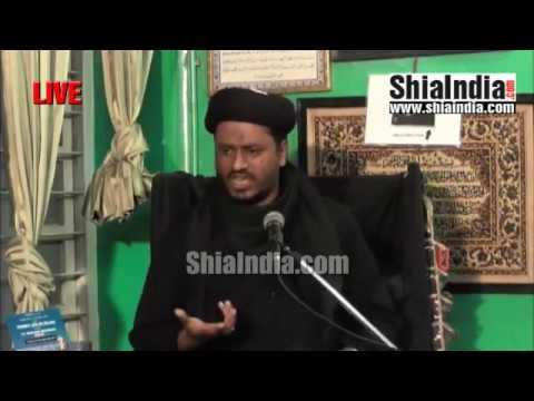 5th Rabi-Ul-Awwal Majlis From AshurKhan-e-Hzt Abbas, Masab Tank 1438-2016