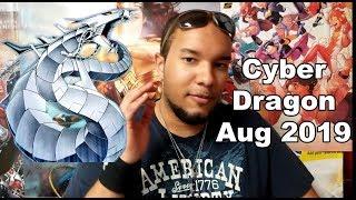 Yu-Gi-Oh! Locals Cyber Dragon Top Deck - August 2019