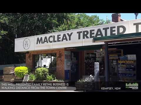 Family Retail Business Selling Timber and Building Materials - Kempsey, NSW