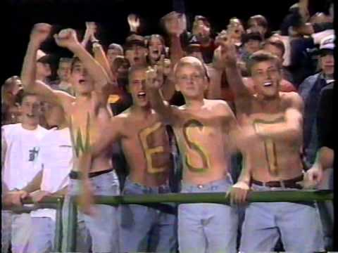 West Iredell High School Band of Warriors 1993-1994 Pregame & Show 2 Part 9
