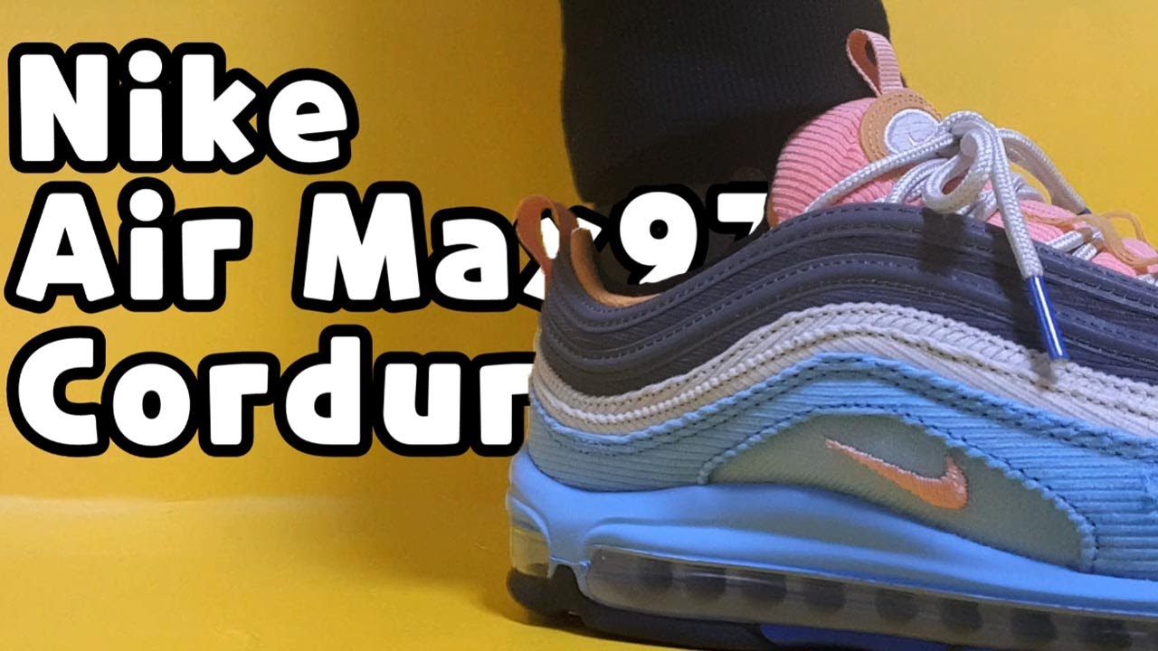 Nike Air Max 97 Corduroy Pack Blue