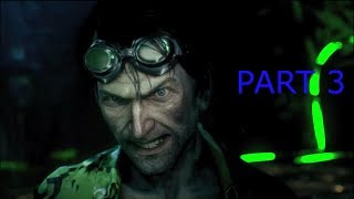 Batman Arkham Knight Gameplay Walkthrough Part 3 - Riddler Challenge