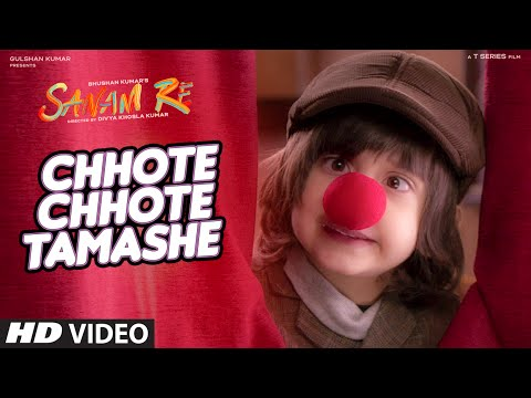 Mix - Chhote Chhote Tamashe VIDEO SONG | Sanam Re | Pulkit Samrat, Yami Gautam | Divya Khosla Kumar