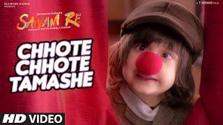 Chhote Chhote Tamashe VIDEO SONG | Sanam Re | Pulkit Samrat, Yami Gautam | Divya Khosla Kumar