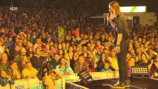 Christina Stürmer - live in Pasewalk bei der NDR Nordtour am 22 Juli 2017 YouTube Videos