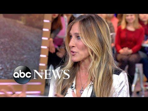 Divorce | Sarah Jessica Parker Interview on 'GMA'