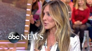 Divorce | Sarah Jessica Parker Interview on 'GMA'