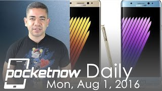 Galaxy Note 7 deals, LG V20 Android Nougat info & more - Pocketnow Daily