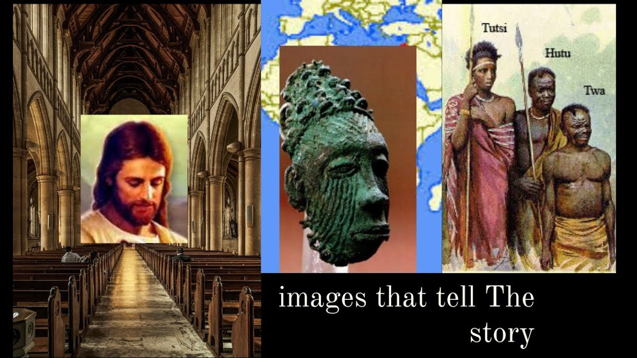 Images That Tell THE TRUE STORY Of Our History