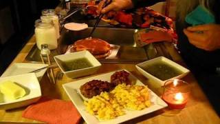 Thanksgiving Dinner  Nontraditional