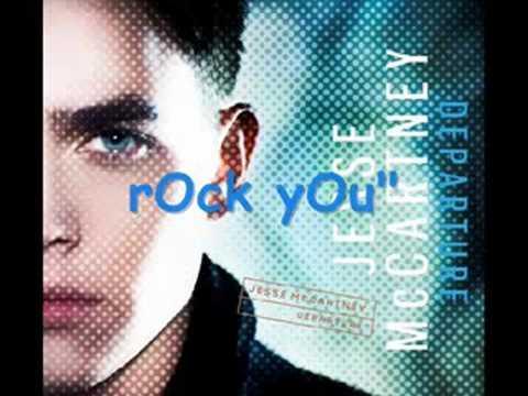 Rock You- Jesse MCcartney Ft.sean Garrett