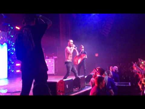 Rae Sremmurd - Start a Party LIVE Tempe, Arizona 11-12-16