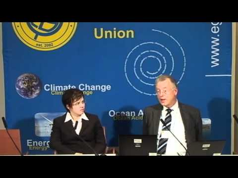 EGU2010: Late-breaking news from Eyjafjallajökull aerial surveys (Press Conference)