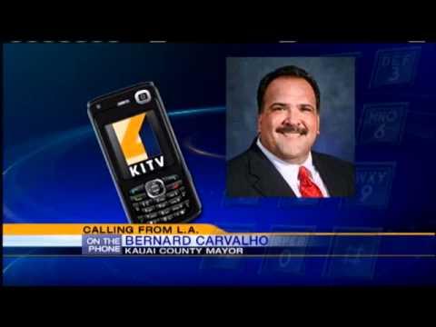 Kauai County Denies Police Chief His Office