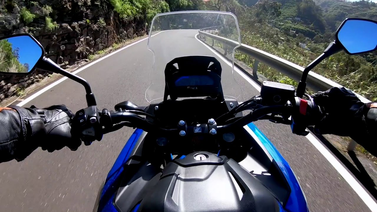 Honda Nc750x The Champion In Reliability Fuel Consumption And