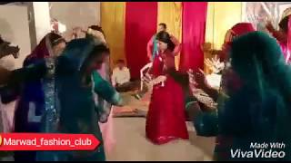 Kadi aao ni Rasila mhare desh || कदे आवो नी रासीला मारे देश dance step by Marwad Fashion club