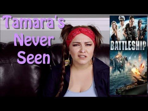 Battleship - Tamara's Never Seen