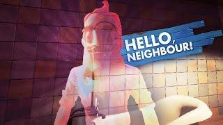 DELETING THE NEIGHBOR!!! (Hello Neighbor / Hello Neighbour Gameplay)