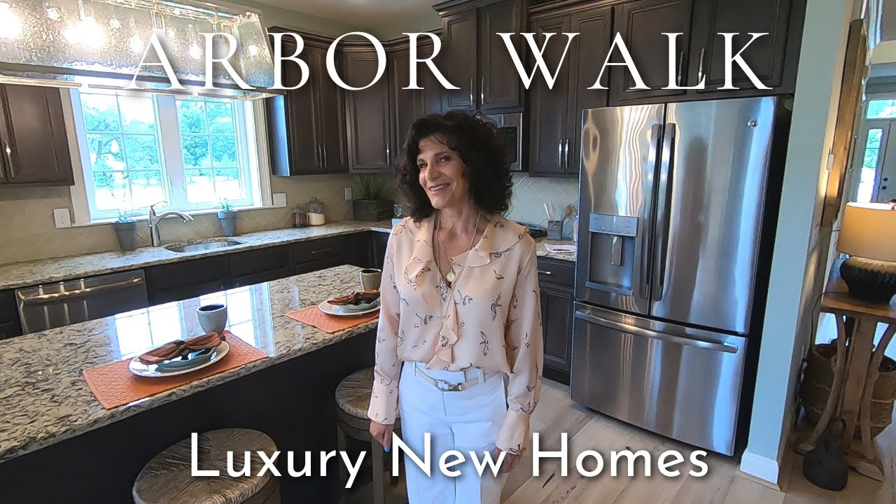 Arbor Walk in Evesham Township, NJ (Paparone New Homes )