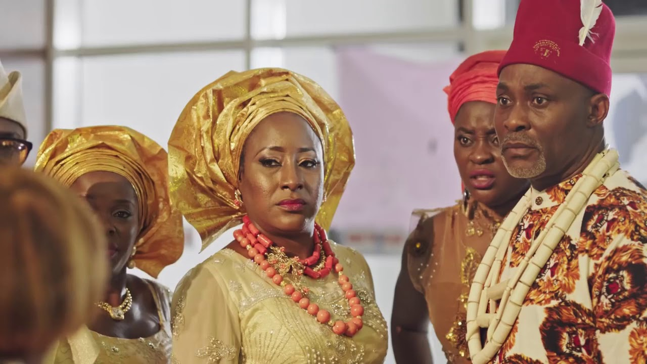 WATCH THE WEDDING PARTY 2 FULL NIGERIAN MOVIE **LINK IN