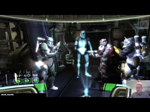SW:Republic Commando Oral History with its Lead Programmer -